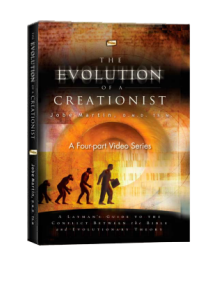 'The Evolution of a Creationist' by Jobe Martin